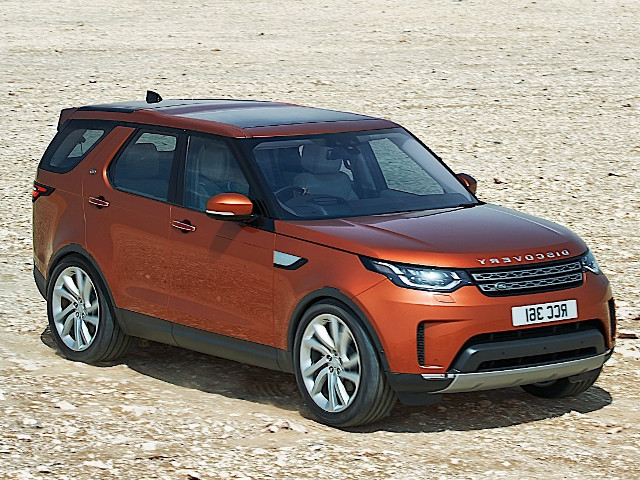 Discovery Land Rover
