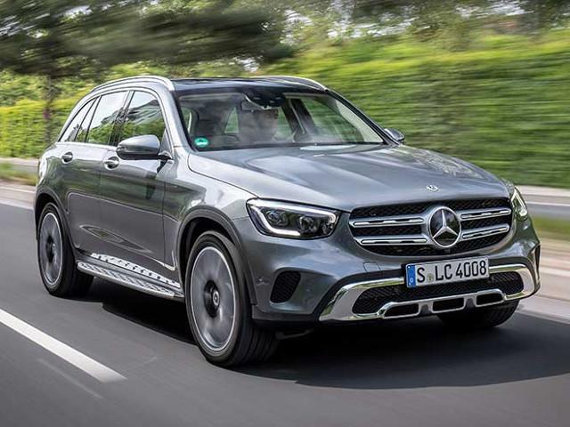Classe GLC Mercedes