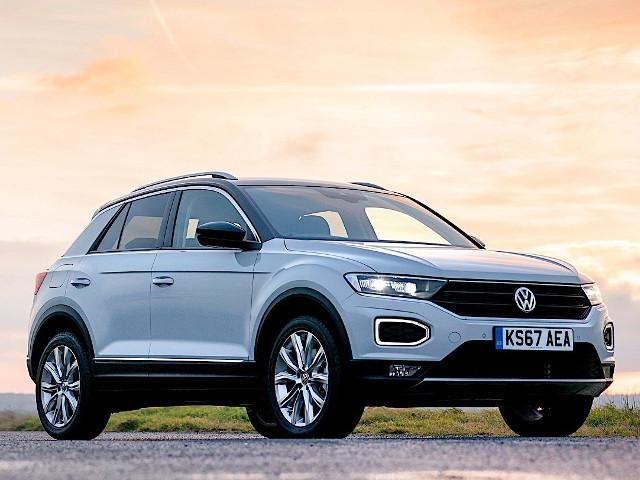 T-Roc Volkswagen
