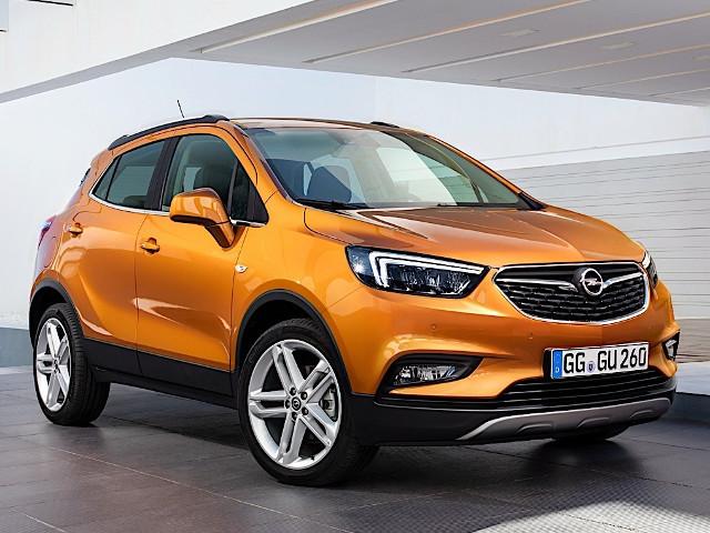 Mokka Opel