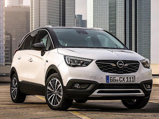 Crossland X Opel