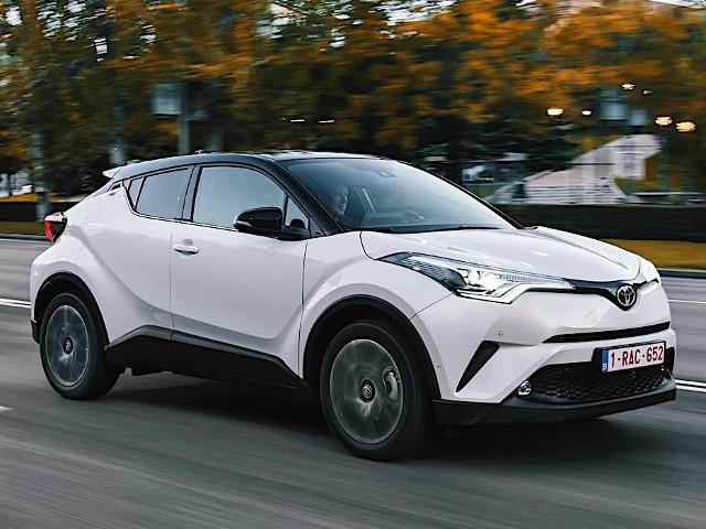 C-HR Toyota