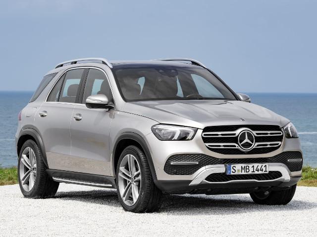 Classe GLE Mercedes