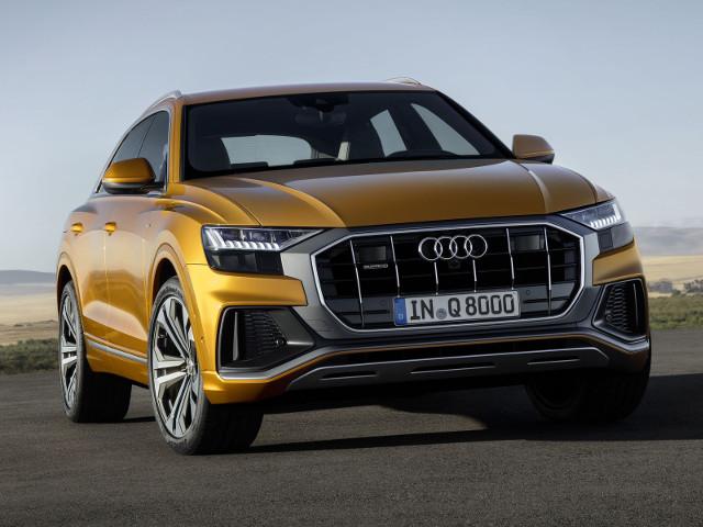 Q8 Audi