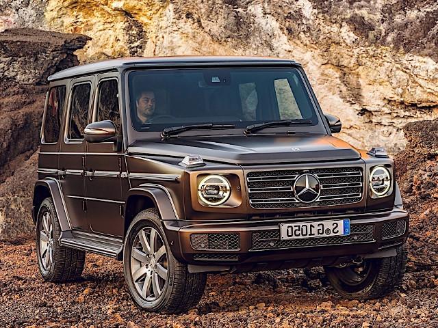 Classe G Mercedes