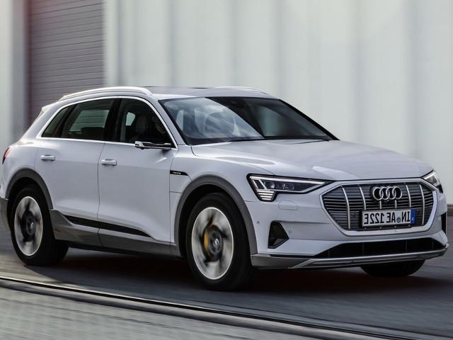 e-tron Audi