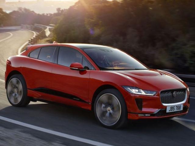 I-Pace Jaguar