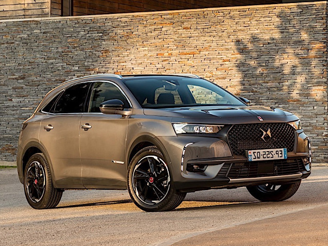 DS7 Crossback DS
