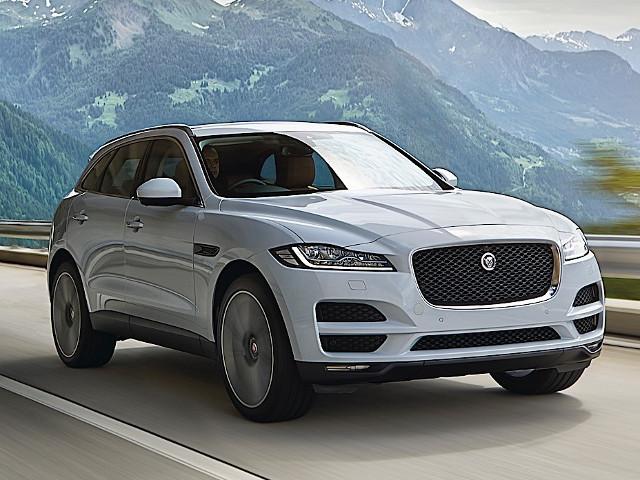 F-Pace Jaguar